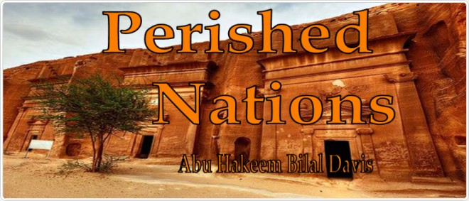 Perished Nations